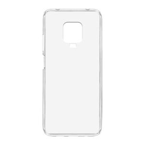 Slika od Futrola ULTRA TANKI PROTECT silikon za Xiaomi Redmi Note 9 Pro providna (bela)