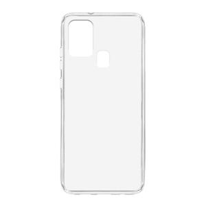 Slika od Futrola ULTRA TANKI PROTECT silikon za Samsung A217F Galaxy A21s providna (bela)