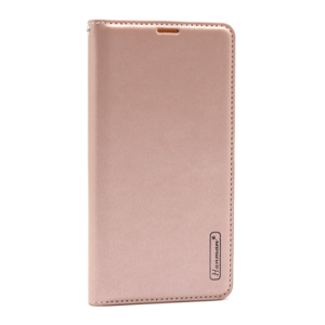 Slika od Futrola BI FOLD HANMAN za Samsung A015F Galaxy A01 svetlo roze