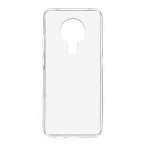 Slika od Futrola ULTRA TANKI PROTECT silikon za Nokia 5.3 providna (bela)