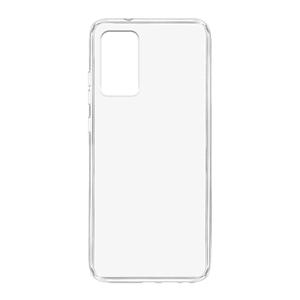 Slika od Futrola ULTRA TANKI PROTECT silikon za Samsung Galaxy Note 20 providna (bela)