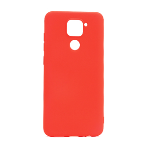 Slika od Futrola GENTLE COLOR za Xiaomi Redmi Note 9 crvena