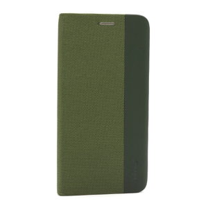 Slika od Futrola BI FOLD Ihave Canvas za Huawei Y6p zelena