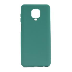 Slika od Futrola GENTLE COLOR za Xiaomi Redmi Note 9 Pro/Note 9S zelena