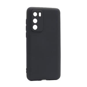 Slika od Futrola COLORFUL BUTTON za Huawei P40 crna