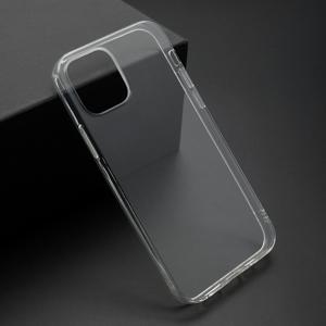 Slika od Futrola ULTRA TANKI PROTECT silikon za Iphone 12 6.1 providna (bela)