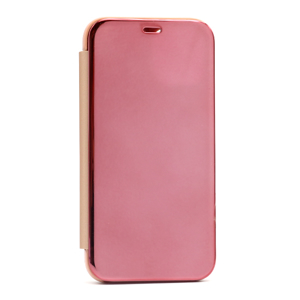 Slika od Futrola BI FOLD CLEAR VIEW za Iphone 12 5.4 roze