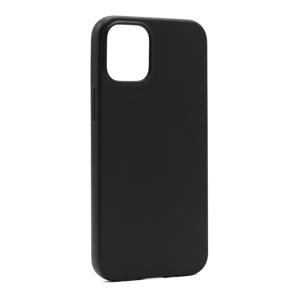 Slika od Futrola ULTRA TANKI KOLOR za Iphone 12 Mini (5.4) crna