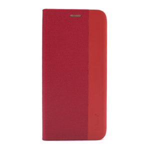 Slika od Futrola BI FOLD Ihave Canvas za Samsung A207F Galaxy A20s crvena