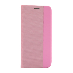 Slika od Futrola BI FOLD Ihave Canvas za Samsung A207F Galaxy A20s roze