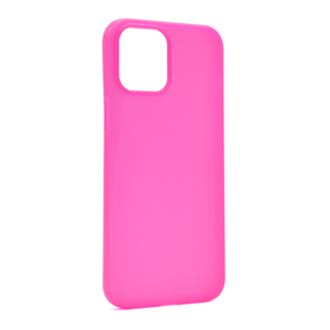 Slika od Futrola ULTRA TANKI KOLOR za Iphone 12 Pro Max (6.7) pink