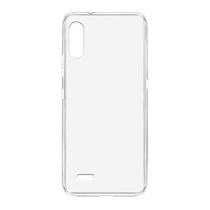 Slika od Futrola ULTRA TANKI PROTECT silikon za LG K22 providna (bela)