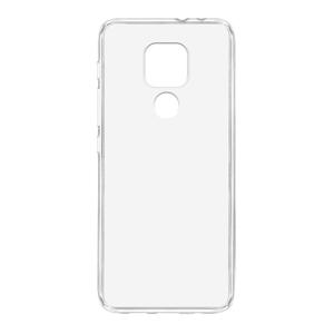 Slika od Futrola ULTRA TANKI PROTECT silikon za Motorola Moto E7 Plus providna (bela)