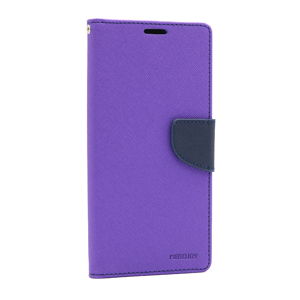 Slika od Futrola BI FOLD MERCURY za Huawei P Smart 2021 ljubicasta