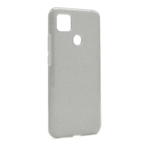 Slika od Futrola silikon GLITTER SHOW YOURSELF za Xiaomi Redmi 9C srebrna