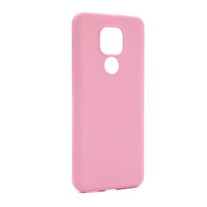 Slika od Futrola GENTLE COLOR za Motorola Moto E7 Plus roze