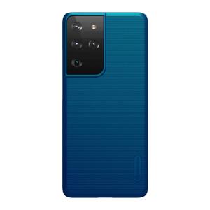 Slika od Futrola NILLKIN super frost za Samsung G998F Galaxy S21 Ultra/S30 Ultra plava
