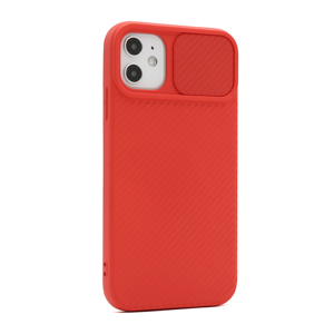 Slika od Futrola Cam Shield colorful za Iphone 11 crvena
