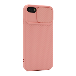 Slika od Futrola Cam Shield colorful za Iphone 7/8/SE (2020) roze