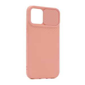 Slika od Futrola Cam Shield colorful za Iphone 12/12 Pro (6.1) roze