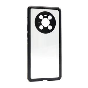 Slika od Futrola Full Cover magnetic frame za Huawei Mate 40 Pro model 1 crna