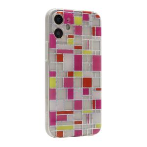 Slika od Futrola Fashion Mosaic za Iphone 12 Mini (5.4) DZ04