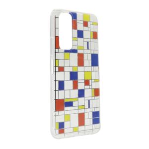 Slika od Futrola Fashion Mosaic za Huawei P Smart 2021/Y7a DZ01