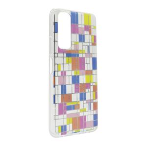 Slika od Futrola Fashion Mosaic za Huawei P Smart 2021/Y7a DZ03