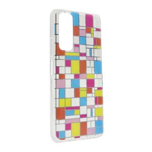 Slika od Futrola Fashion Mosaic za Huawei P Smart 2021/Y7a DZ06