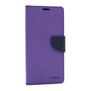 Slika od Futrola BI FOLD MERCURY za Samsung A525F/A526B/A528B Galaxy A52 4G/A52 5G/A52s 5G ljubicasta