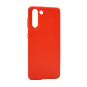 Slika od Futrola ULTRA TANKI KOLOR za Samsung G996F Galaxy S30 Plus/S21 Plus crvena
