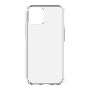 Slika od Futrola silikon CLEAR za Iphone 13 (6.1) providna