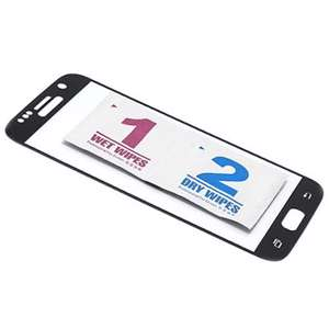 Slika od Folija za zastitu ekrana GLASS 3D za Samsung G930 Galaxy S7 zakrivljena crna