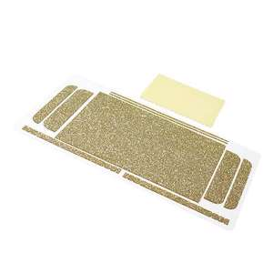 Slika od Folija za zastitu GLITTER za Iphone 6 Plus back zlatna