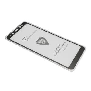 Slika od Folija za zastitu ekrana GLASS 2.5D za Samsung A530F Galaxy A8 2018 crna