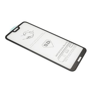 Slika od Folija za zastitu ekrana GLASS 5D za Huawei P20 Lite crna