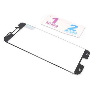 Slika od Folija za zastitu ekrana GLASS 3D MINI FULL GLUE NT za Samsung G925 Galaxy S6 Edge zakrivljena crna