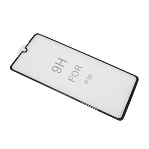 Slika od Folija za zastitu ekrana GLASS 5D za Huawei P30 crna