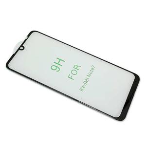 Slika od Folija za zastitu ekrana GLASS 5D za Xiaomi Redmi Note 7/Note 7 Pro/Note 7S crna