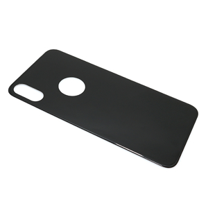 Slika od Folija za zastitu ekrana GLASS BASEUS za Iphone X/XS crna back