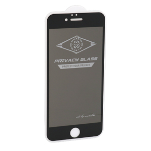 Slika od Folija za zastitu ekrana GLASS PRIVACY 5D za Iphone 6G/6S crna