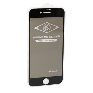 Slika od Folija za zastitu ekrana GLASS PRIVACY 5D za Iphone 7/8 crna