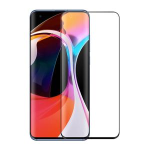 Slika od Folija za zastitu ekrana GLASS NILLKIN za Xiaomi Mi 10/Mi 10 Pro 3D CP+ MAX crna