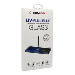 Slika od Folija za zastitu ekrana GLASS 3D MINI UV-FULL GLUE za Samsung N985F Galaxy Note 20 Ultra zakrivljena providna (bez UV lampe)