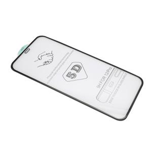 Slika od Folija za zastitu ekrana GLASS 5D za Iphone 12/12 Pro (6.1) crna