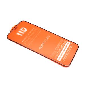 Slika od Folija za zastitu ekrana GLASS 11D za Iphone 12 Mini (5.4) crna