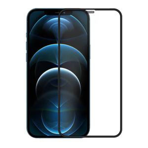 Slika od Folija za zastitu ekrana GLASS Nillkin za iPhone 12 Mini (5.4) PC Shatterproof crna