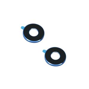 Slika od Zastita za kameru za Iphone XR aluminijumska plava