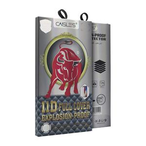 Slika od Folija za zastitu ekrana RED BULL NANO 11D za Iphone 12 Mini (5.4) crna