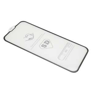 Slika od Folija za zastitu ekrana GLASS 5D za Iphone 13 mini (5.4) crna